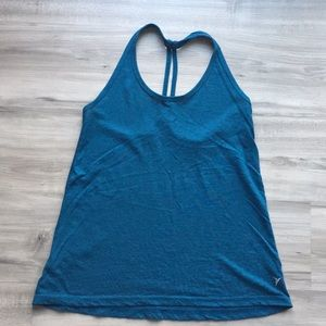 Size S old navy racer back athletic tank